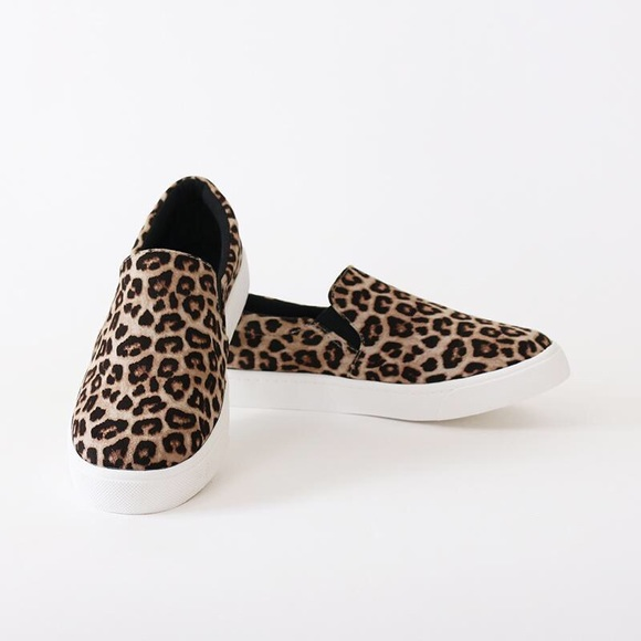 Soda Shoes | Sz 7 Reign Cheetah Print